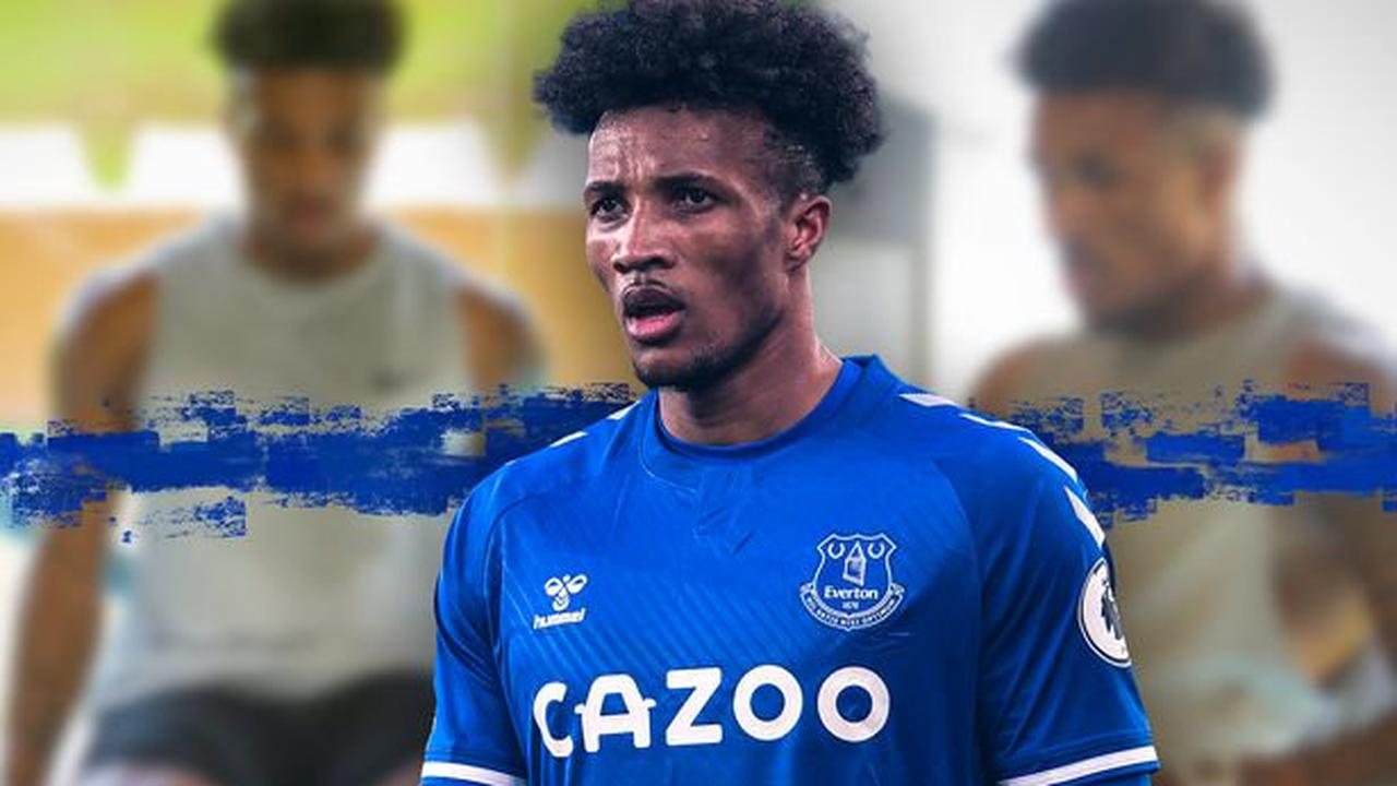 Everton midfielder Jean-Philippe Gbamin posts injury update