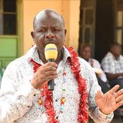BBI is Just But a Plot to Help President Uhuru Cling to Power, Washiali Says