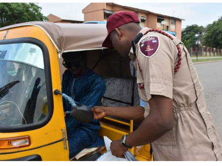 A Twitter user laments the rate of extortion meted out to Keke Riders in Southern Nigeria