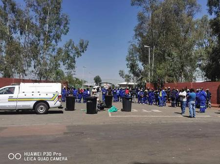 Fatal Shooting Incident at Springs Solid Waste Depot Affects Service Delivery
