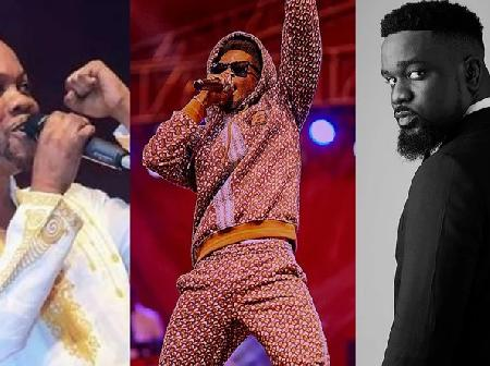 Meet All The VGMA Artiste Of The Year Since 1999 till Date