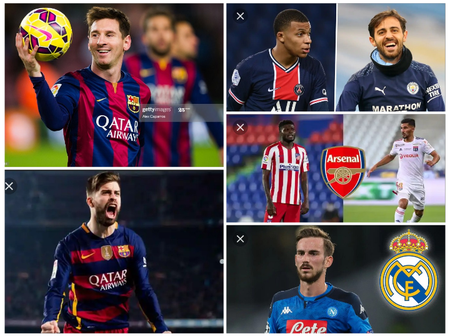 Latest Transfer Updates From Football