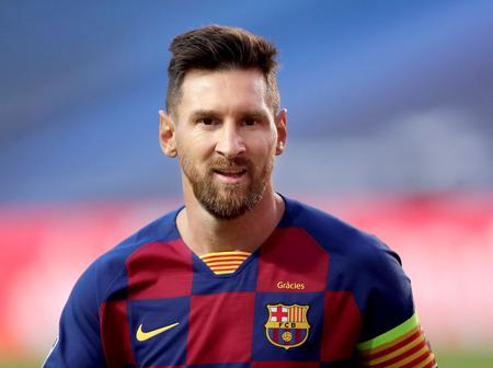 Barça President Laporta