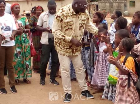 Côte d'Ivoire / Sakassou : accusé d'orchestrer une fraude électorale, le candidat RHDP se défend