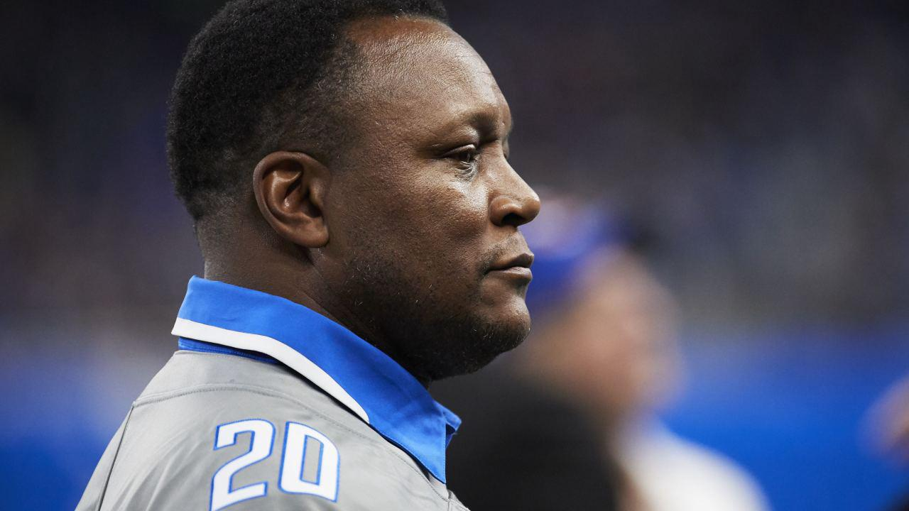 Barry Sanders discusses what Lions should look for in next head coach