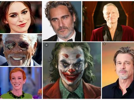 Check Out Top Celebrities Who don't believe In God