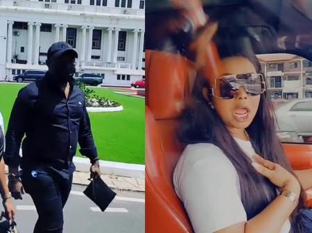 """Just Like Jean Mensa, You Cannot Force My Client To Testify"""" – Nana Ama McBrown's Lawyer Tells Court"""