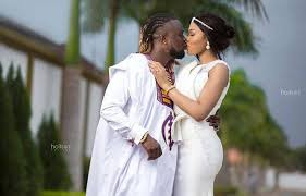 b6f41b436beb4290bd0f6c08c1e73cb0?quality=uhq&resize=720 - Painful Lost: Traditional And White Wedding Photos Of Eddie Nartey And His Wife, Vida Who Just Died