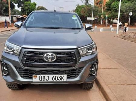 Museveni Gifts Uganda's Veteran Journalist an Expensive Car For Attacking Bobi Wine