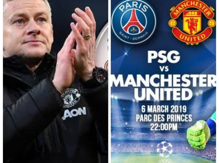 Good News as Manchester United handed major boost in upcoming clash against PSG.