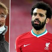 Klopp reveals why he substituted Salah in the match against Chelsea