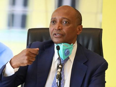 Motsepe Makes A Huge Promise Which Benefits Chiefs & Pirates