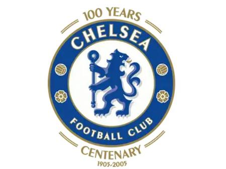 All the Chelsea FC logos and their year of creation.