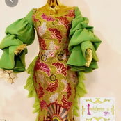 Latest Trendy Ankara For Sophisticated And Fashionable Ladies