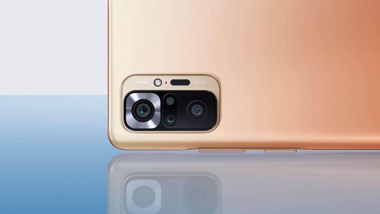 Xiaomi Redmi Note 10 Pro (8/128 GB) zum Tiefpreis im Angebot