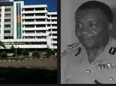 Louis Edet house: Meet the man Police Head Quarters in Abuja is named after