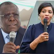 Législatives/Koumassi: cafouillage au meeting d'Adjaratou Traoré par ses pairs, voici sa réaction