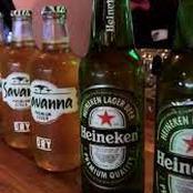 Which is the Best Heineken or Savanna? - South Africans prefer.