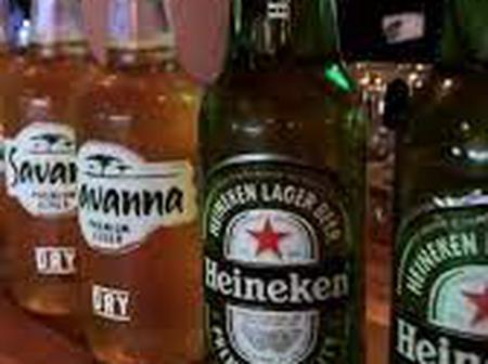 Which is the Best Heineken or Savanna? - South Africans prefer.