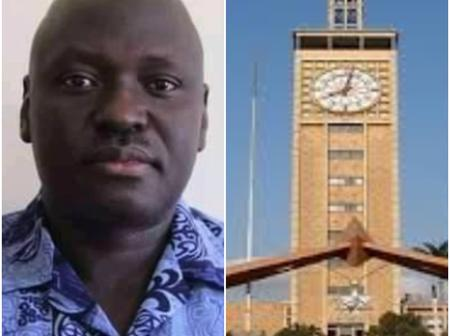 Police Officer at Parliament Police Station Dies