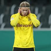 Big Blow To Chelsea As Borussia Dortmund Striker Earling Haaland Makes Transfer Decision