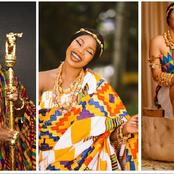Nengi, Prince, Tacha stuns in fascinating Cultural apparel to Mark Ghana's Independence Day