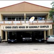 Ondo Assembly Approves Appointment of Thirteen Special Advisers to Governor Akeredolu