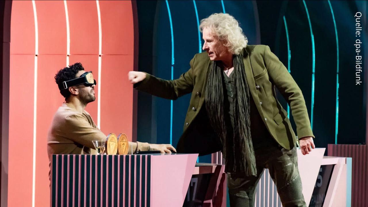 """""""Wird Zeit, dass er in Rente geht"""" Thomas Gottschalk stellt Markus Lanz auf Preisverleihung bloß - und die Zuschauer rasten aus"""