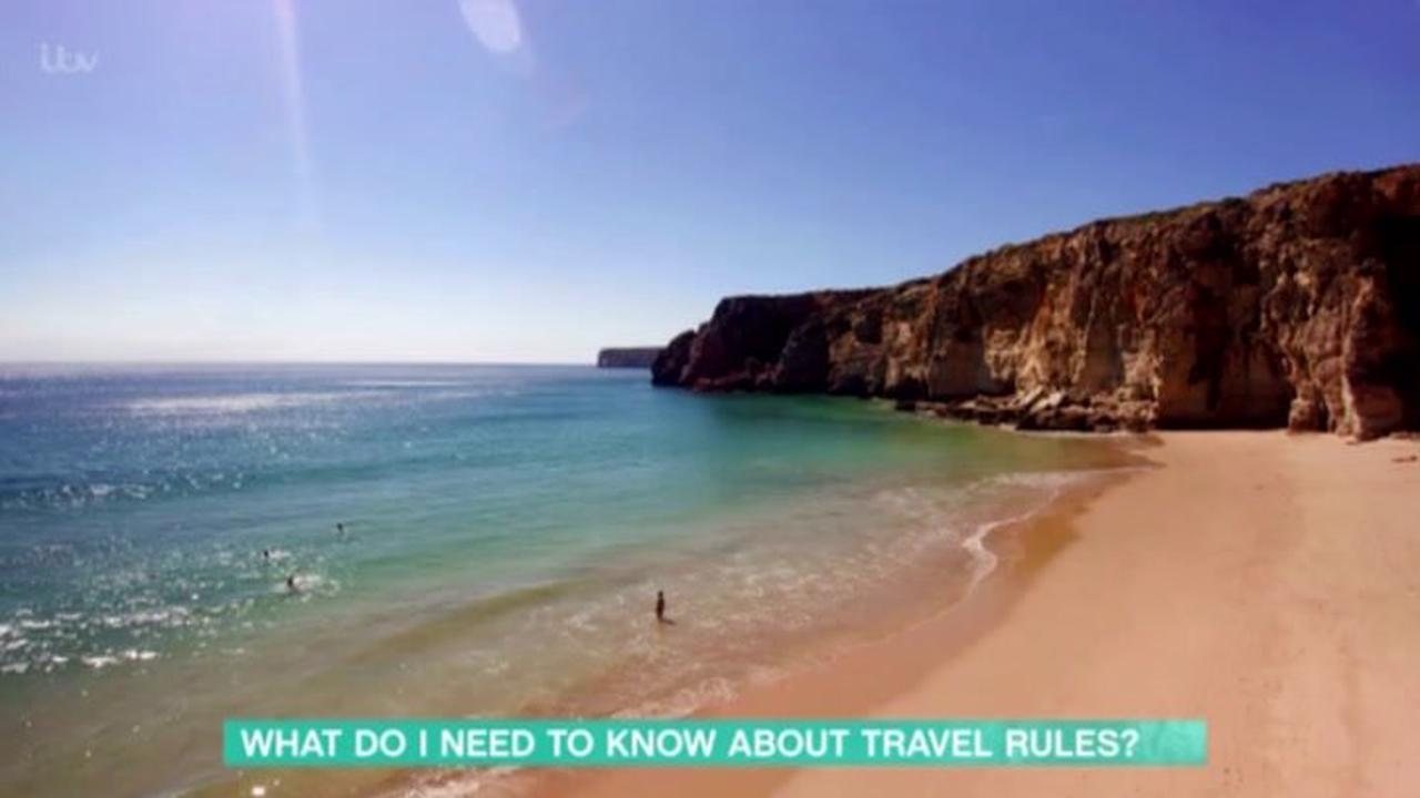 Portugal travel rules: Portugal to welcome UK travellers, but what are the travel rules?