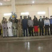 Photos: Town Hall Meeting Held By The Executive chairman Of Ikot Ekpene Local Government Area.
