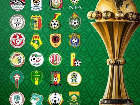 Africa Cup Of Nations Qualifier: Fixtures & News