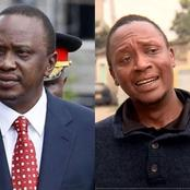 Uhuru Lookalike: I Was Gifted A House Later Forced To VACATE!