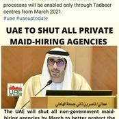 Kenyans react as big blow is hit to private agencies that hire maids to Arabian countries