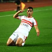 أول تعليق من مصطفى محمد على انتقاله لصفوف نادي بيراميدز