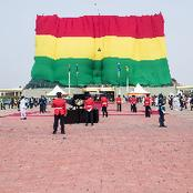 Ghana Independence Day in 2021 was celebrated Uniquely