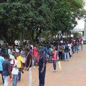 Breaking news: Registration for 2021 first entering students commenced at university of Venda.