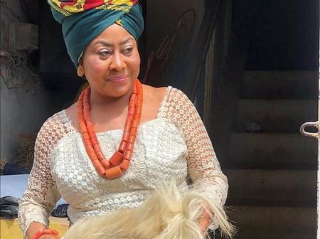 Acress Ngozi Ezeonu looks radiant in new photo