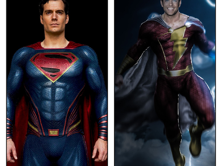 What is the difference between DC superman and DC shazam