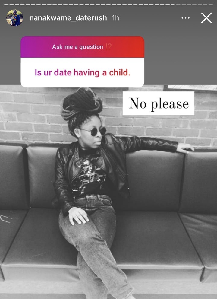 b7473e66061747458f51c7e0f8fb2e90?quality=uhq&resize=720 - Nabila Has Left Ghana To New York, She Has No Child As Assumed - Nana Kwame Of Date Rush Reveals