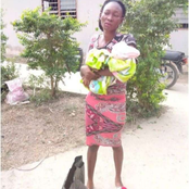 Meet a 22 years old lady who was arrested for selling her baby to her Pastor. Sad. Photos|Opinions