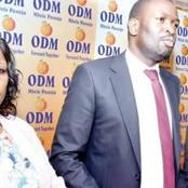 Gone Too Soon! Vocal ODM MP in Mourning