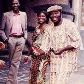 Voici la photo rétro du couple Laurent Gbagbo et Simone qui fascine les internautes