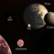 The Dwarf Planets: Ceres, Pluto And Eris