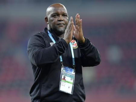 Pitso Mosimane Tweets Good Friday And 'Safe' Easter Weekend Wishes Read More.