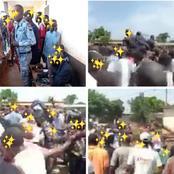 Législatives 2021/ Hiré: des perturbateurs armés de machettes arrêtés et remis à la gendarmerie.