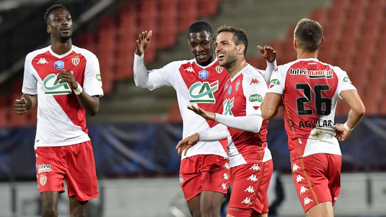 Monaco thrash fourth division Rumilly to set up French Cup final against Paris Saint-Germain