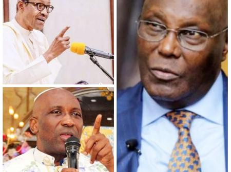 Today's Headiines: Atiku Warns FG Against Paying Ransom To Bandits, Covid-19 Vaccines Will Have Side Effects -Primate Ayodele