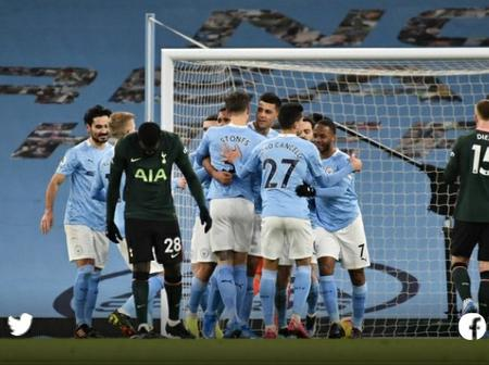 Manchester City punish Mourinho's Spurs