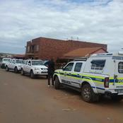 3 man arrested for stealing a motorbike