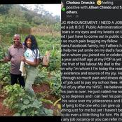 Ex corps member who celebrated with her father on his farm cries out for help 1 year after POP